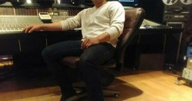 Rick Habana, smooth jazz musician and producer.